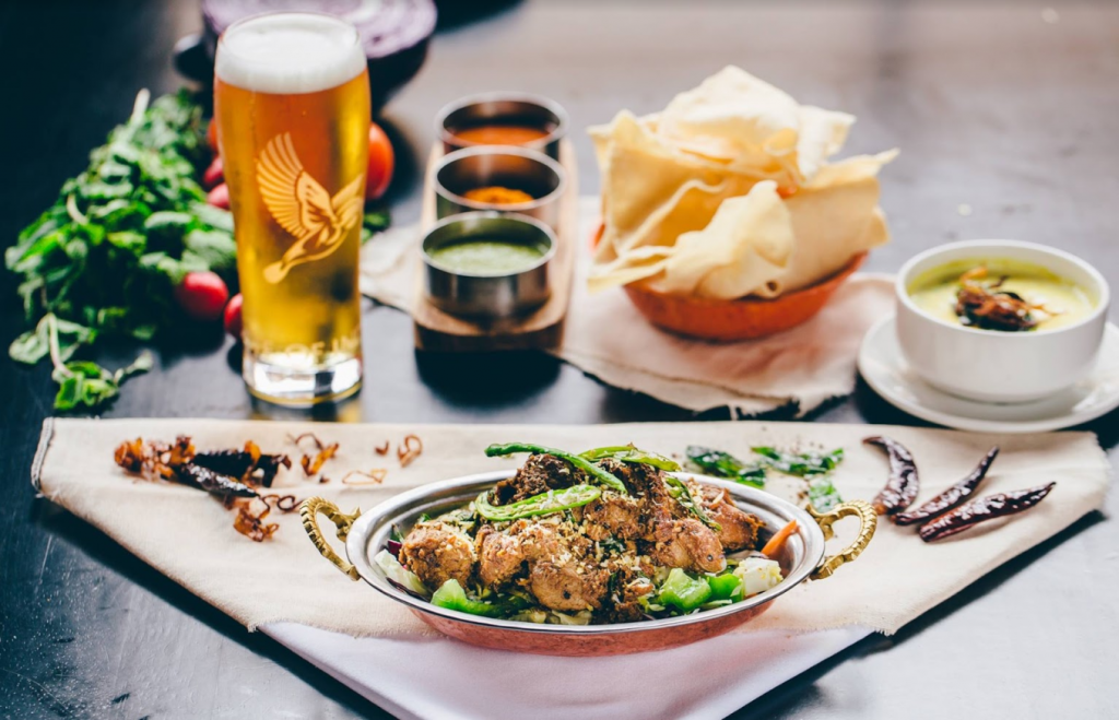 The best Glasgow Indian restaurants have a range of healthy options.